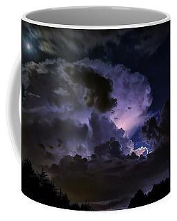Spectacular Sky Show Coffee Mug
