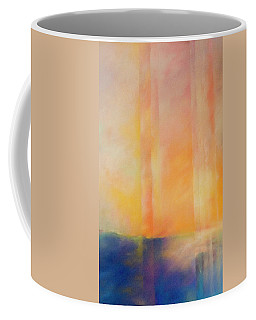 Spectral Sunset Coffee Mug