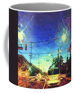 Speed Of Light Coffee Mug