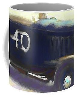 Speed Run Coffee Mug