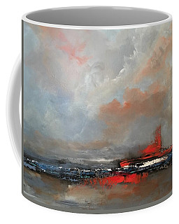 Speeding Coffee Mug
