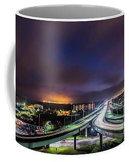 Speeding Through Charleston Coffee Mug