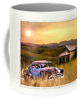 Spent Coffee Mug