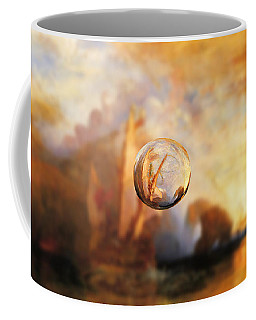Sphere 11 Turner Coffee Mug by David Bridburg