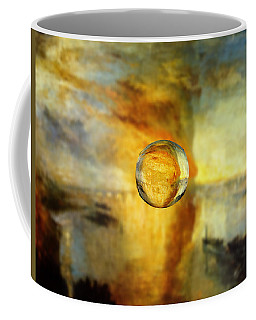 Sphere 26 Turner Coffee Mug by David Bridburg