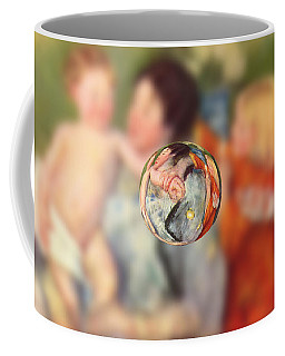 Sphere II Cassatt Coffee Mug by David Bridburg