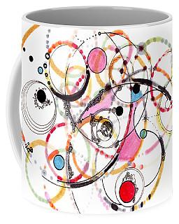 Spheres Of Influence Coffee Mug