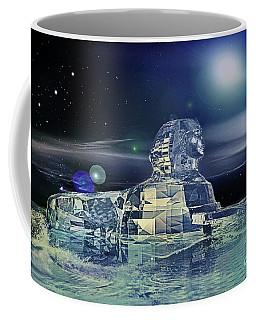 Sphinx Of Ancient Times Coffee Mug