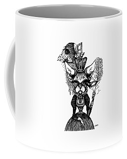 Sphynx Queen Coffee Mug