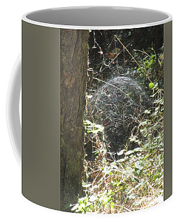 Spider Dome Coffee Mug