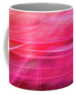 Coffee Mug featuring the photograph Spider Lily Bottom by Cheryl McClure