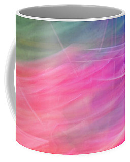 Coffee Mug featuring the photograph Spider Lily Top by Cheryl McClure