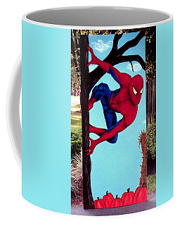 Spider-man Coffee Mug