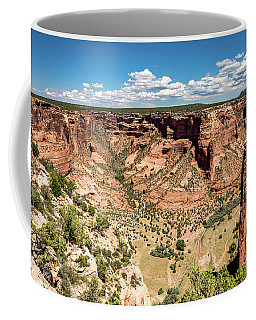 Spider Rock - Canyon De Chelly Coffee Mug