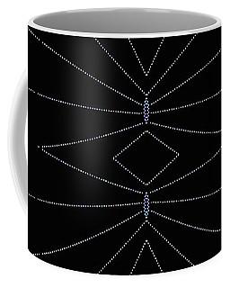 Spider Webs Coffee Mug
