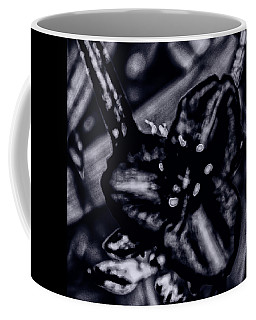 Spiderwort Shining Coffee Mug