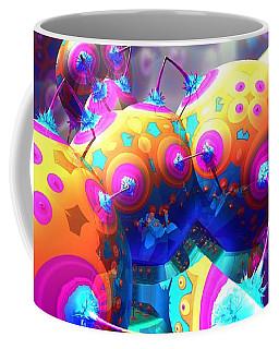 Spiked Balloonacy Coffee Mug