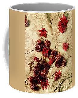 Spiked Nuts Red Coffee Mug