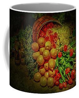 Spilled Barrel Bouquet Coffee Mug