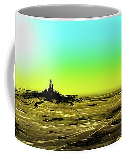 Spilling Coffee Mug