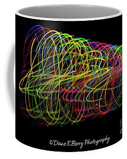 Spin Coffee Mug by Diane E Berry