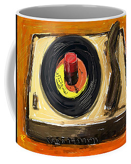 Spin It Coffee Mug