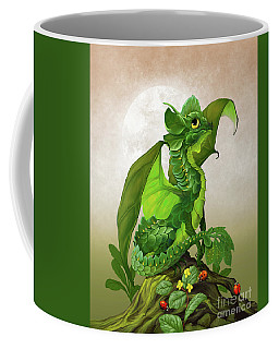 Spinach Dragon Coffee Mug