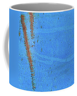Spinal Blue #abstract #urban Coffee Mug