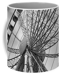 Spining Wheel  Coffee Mug
