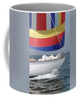 Spinnaker Run Coffee Mug