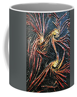 Spinning Coffee Mug