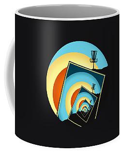Spinning Disc Golf Baskets 1 Coffee Mug
