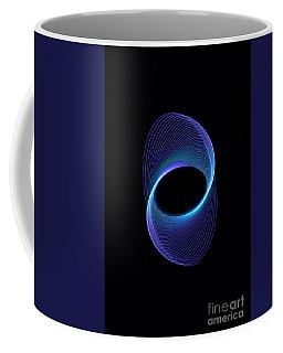 Spiral Abstract Coffee Mug