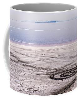 Spiral Jetty - Great Salt Lake - Utah Coffee Mug
