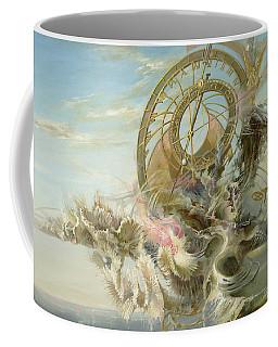 Spiral Of Time Coffee Mug