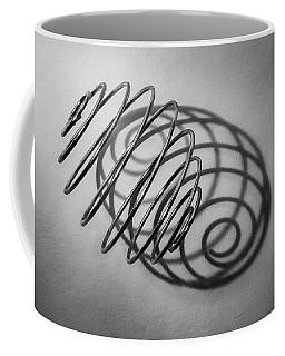 Spiral Shape And Form Coffee Mug