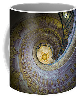 Spiral Staircase Melk Abbey I Coffee Mug