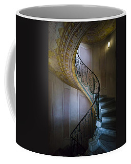 Spiral Staircase Melk Abbey II Coffee Mug