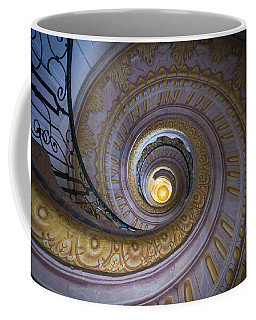 Spiral Staircase Melk Abbey IIi Coffee Mug