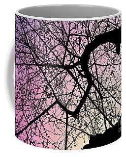 Spiral Tree Coffee Mug