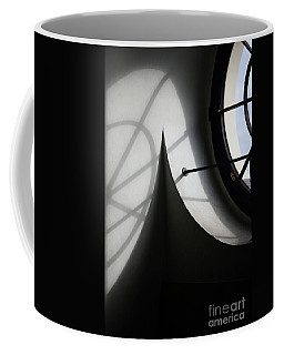 Spiral Window Coffee Mug