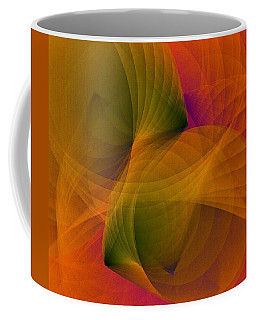 Spiraling Insight With Complicated Continuation Coffee Mug