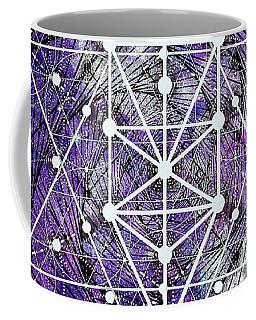 Coffee Mug featuring the digital art Spirals by Bee-Bee Deigner