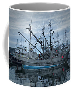 Coffee Mug featuring the photograph Spirit At Rest by Randy Hall