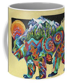 Spirit Bear Totem Coffee Mug