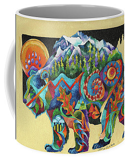 Spirit Bear Totem Coffee Mug