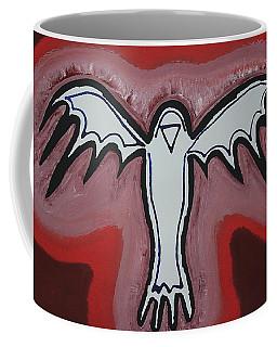 Spirit Crow Original Painting Coffee Mug