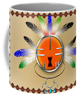 Spirit Face Coffee Mug