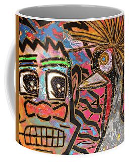 Spirit Guide Cranes Coffee Mug
