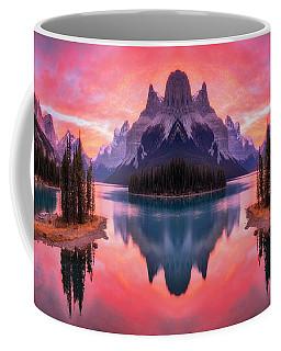 Spirit Island Reflections Coffee Mug